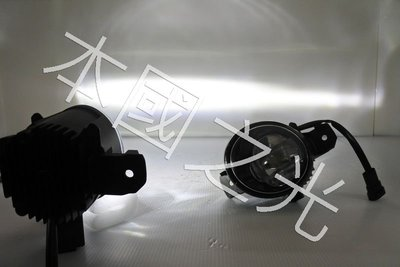 oo本國之光oo 全新 日產 NISSAN LIVINA 專用 全 LED 霧燈 高品質 高亮度 一對