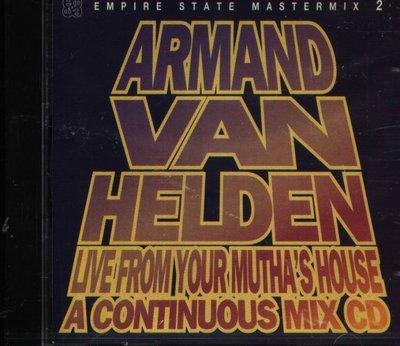 八八 - Armand van Helden - Live From Your Mutha's House - CLUE