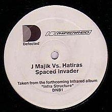 [狗肉貓]_J Majik Vs.Hatiras _Spaced Invader _ LP