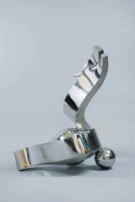 楊英風 不鏽鋼 飛龍在天 220X160X130cm (銅雕、朱銘、台灣、藝術、本土、裝置藝術、李真、木雕、投資)