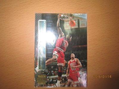 網拍讀賣~Michael Jordan~超級巨星~喬丹~飛人~Stadium Club~500元~輕鬆付~非常少見~