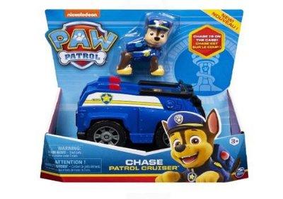 汪汪隊立大功Patrol patrol-基本車輛4~阿奇(藍)