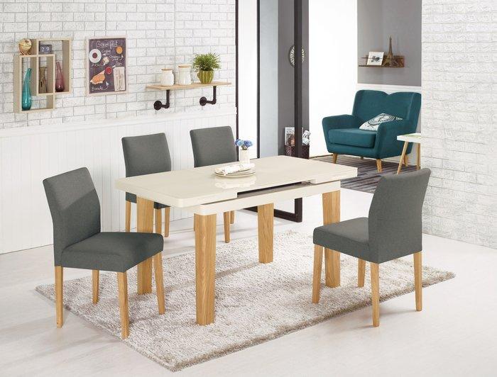 CH449-2 溫勝特3.7尺餐桌 /大台北地區/系統家具/沙發/床墊/茶几/高低櫃/子母床/訂作家具/1元起