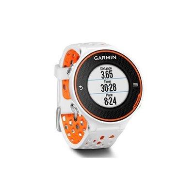 公司貨GARMIN Forerunner 620 GPS 跑步運動碼錶心跳錶 中文版 白橘色