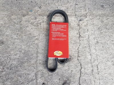 MARCH 1.5 12- 整體皮帶.發電機皮帶.方向機皮帶.冷氣皮帶 GATES