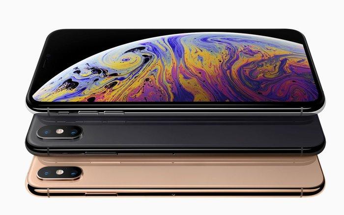 《亞屴電訊》iPhone Xs 64G B 5.8吋 1200萬雙鏡頭 IP68 防水 金 銀 黑 灰 現貨26200元