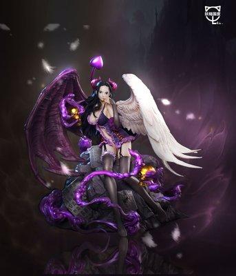 AL妖精國度-惡魔果實  妮可羅賓  航海王