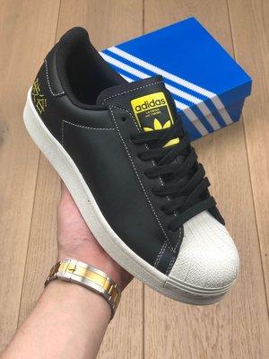 Adidas Originals SUPERSTAR W 黑白 涉谷 休閒運動板鞋 男女鞋 FV2833