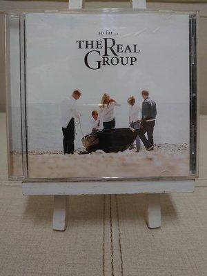 1031 二手CD 真實之聲 THE REAL GROUP 精選集 so far...
