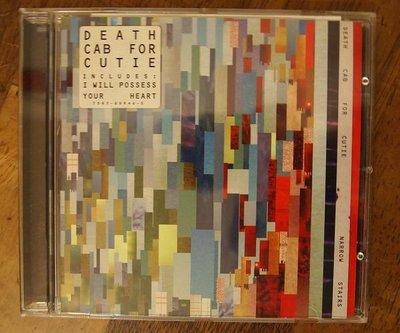 Death Cab for Cutie (俏妞的死亡計程車)  Narrow Stairs(窄梯)