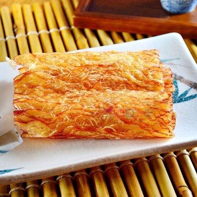 碳烤魷魚排片/蜜汁魷魚排片110g [TW00224]健康本味
