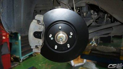 CS車宮車業 BOHENG LUXGEN MPV M7 前 煞車盤 平盤 308mm