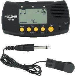 名人樂器全省最低-最好用的三合一 調音器 節拍器 (再送調音夾..電池)黑白二色