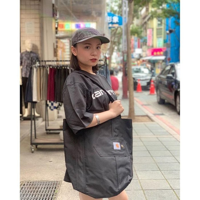 ☆AirRoom☆【現貨】Carhartt Essentials Tote Bag 24470201 托特包 工裝 品牌