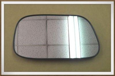【帝益汽材】TOYOTA 豐田 CAMRY 02~05年 VIOS 03~13年 後視鏡片 照後鏡玻璃 後照鏡片 含座