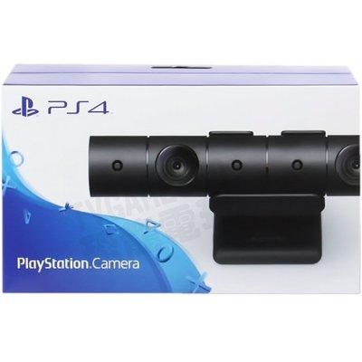 SONY 原廠 PS4 專用 PS CAMERA 新款 視訊 攝影機 攝影 鏡頭 CUH-ZEY2G【台中恐龍電玩】