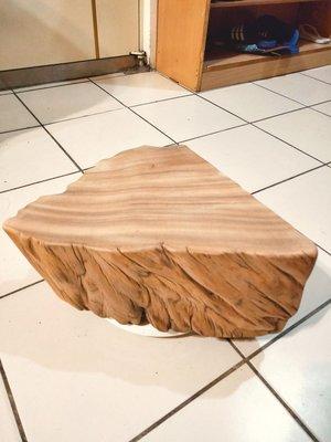 高山香樟 可自行DIY素材 擺飾台座