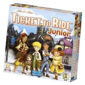 ☆快樂小屋☆ 鐵道任務: 首次啟航 歐洲篇 Ticket to Ride (英文版) 正版 台中桌游
