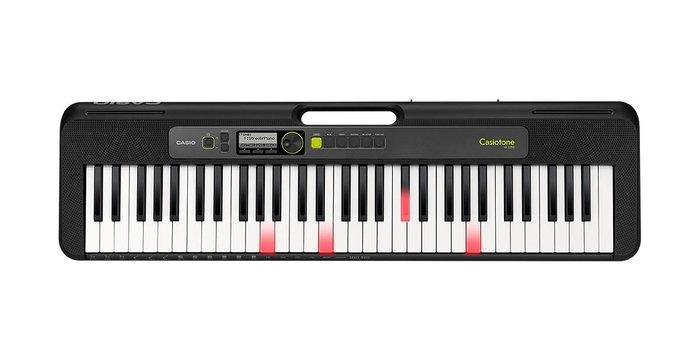 【名人樂器】CASIO LK-S250 61鍵 魔光型 電子琴