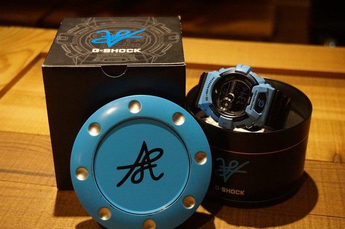 ☾- XinmOOn  CASIO G-SHOCK x Louie Vito GLS-8900LV-2DR G-LIDE  限定 G-8900