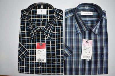 Roberta x 短袖襯衫│諾貝達格紋 襯衫 2款~每件850元