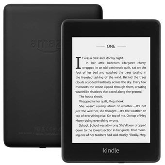 kindle電子書 第4代 Paperwhite 最新2018年防水版 Amazon電子閱讀器 Wifi版