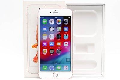 【台南橙市3C】APPLE IPHONE 6S PLUS 64G 64GB 玫瑰金 5.5吋  #38313