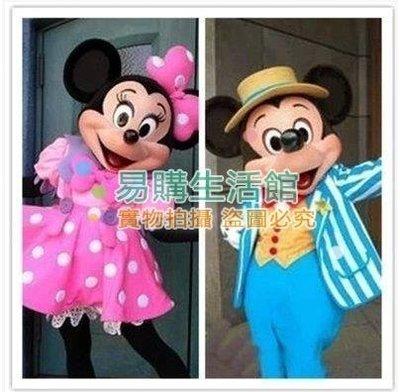 米老鼠卡通服裝行走人偶服裝道具卡通人偶服裝宣傳促銷公仔服米奇