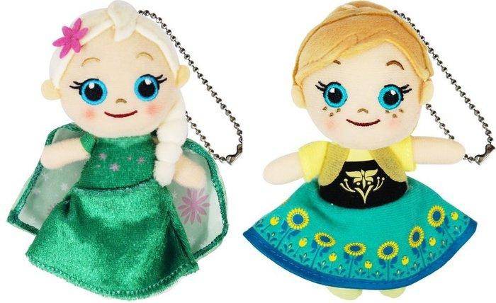 41+ 限量搶購 日本正版 冰雪奇緣 Frozen 艾莎 Elsa 安娜 絨毛玩偶公仔娃娃 週年慶特價  41% OFF