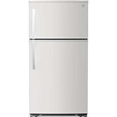 『中力』來電可議價 Kenmore 楷模 純白色上下門冰箱 650L 61202