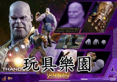 全新啡盒未開 現貨 Hottoys Thanos 滅霸 Infinity War MMS479 Avengers 3 HOT TOYS 復仇者聯盟