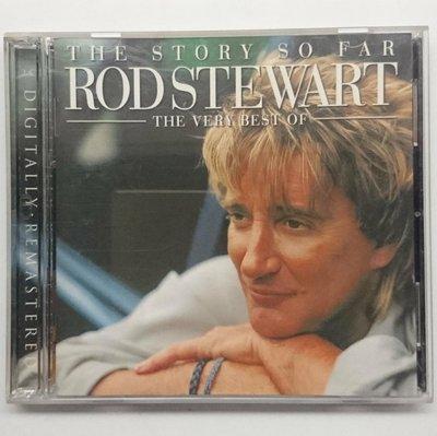 Rod Stewart 洛史都華 我的音樂生涯 The Story So Far 雙CD 2002年發行