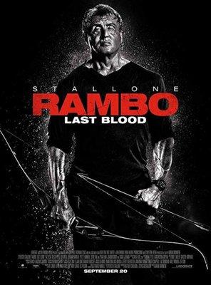 電影現貨《藍波:最後一滴血/第一滴血5:終極血戰》