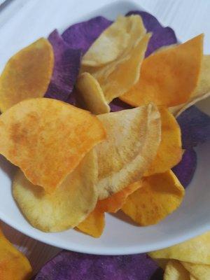 200g 三色地瓜脆片 三色地瓜片 地瓜片 紫地瓜片 紅地瓜片 黃地瓜片 三色薯條 洋芋片 地瓜脆片