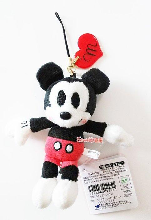 東京家族 迪士尼世界 正品正版害羞公仔手機吊飾 現貨