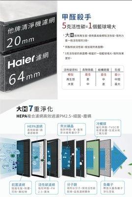 【皓翔】 海爾 醛效抗敏大H 空氣清淨機 AP450  抗PM2.5 / 除甲醛