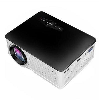 2018新款 led投影 小型投影儀家用安卓投影蘋果高清1080p微型投影機宿舍無屏電視家庭影院YS