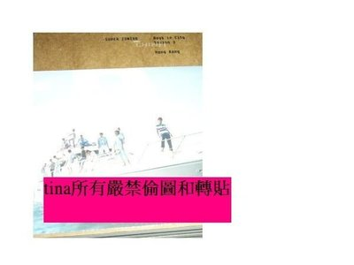 Super Junior韓國原版寫真集Boys in City Season 3 - HONG KONG 贈DVD全新現貨下標即售圭賢東海