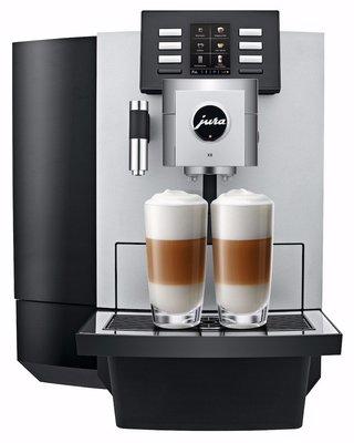 優瑞jura新款商用系列X8義式全自動咖啡機 / 原廠保固一年(壓縮機冰箱需另購)