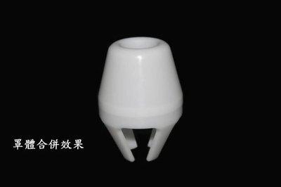 《信捷》【F22】萬用手電筒柔光罩 露營燈 帳棚燈 轉換罩 摄影補光 適合T6 U2 Q5手電筒 頭燈