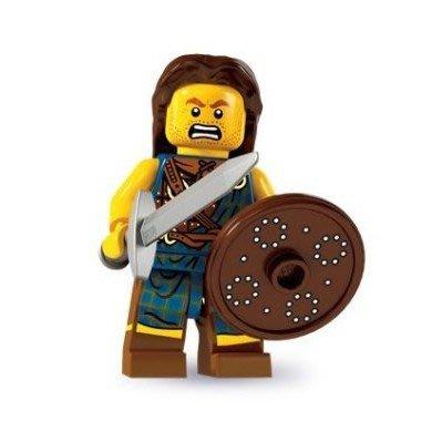LEGO 8827 樂高 人偶包 第6代 抽抽樂 高原戰士 好好玩樂高