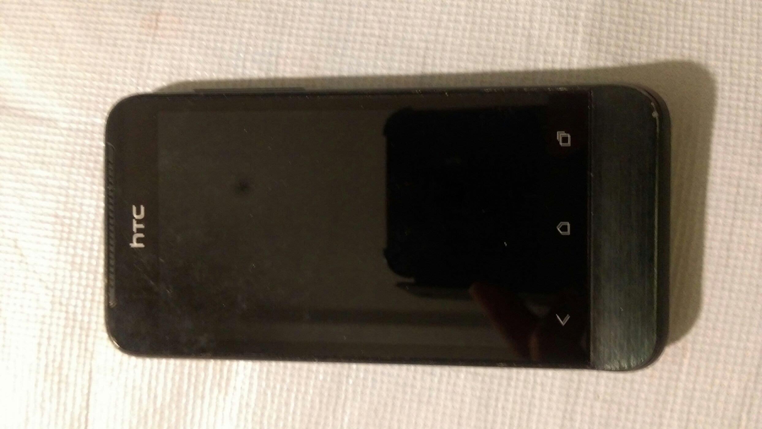二手物品,HTC空機,無法開機
