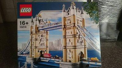 樂高 LEGO  10214 Tower Bridge 倫敦塔橋 (全新未拆封......)