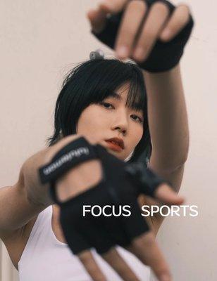 機車lulu同款有標Uplift Training Gloves運動健身手套拳擊機車女擼鐵手套