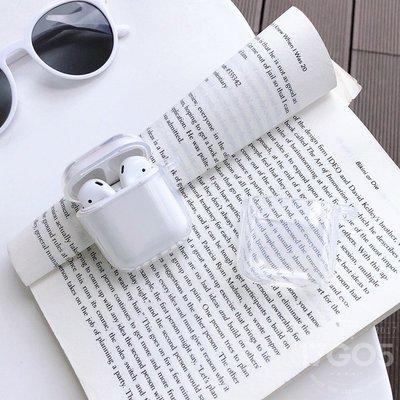 透明軟殼 Airpods / Airpods2 蘋果耳機 保護套 防摔套 軟材質 TPU 透明殼 收納盒 耳機盒外殼