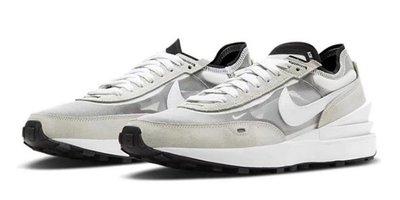 【S.M.P】NIKE WAFFLE ONE 小SACAI 灰白 女鞋 DC0481-100