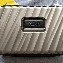 全新名牌 TUMI 旅行收納硬盒 7x4x3吋