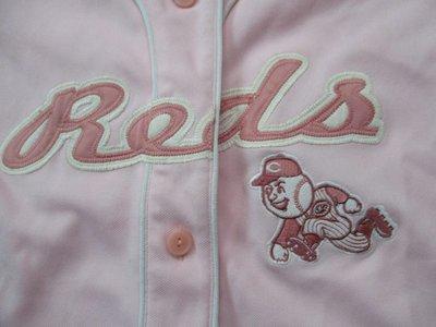 美國大聯盟 GENUINE MERCHANDISE  棒球  運動 休閒 紅襪隊  短袖 外套上衣