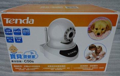 ...點子電腦-北投...全新◎Tenda c50s 寶貝雲管家 家庭監控網路攝影機◎2150元 台北市