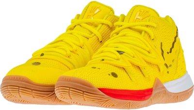 =CodE= NIKE KYRIE 5 SBSP BP SPONGEBOB 中童籃球鞋(黃)CN4501-700海綿寶寶